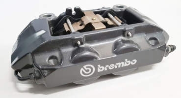 Brembo 4Kolben Festsattel RE anthrazit