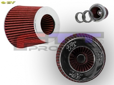 K&N Universal Air Filter Ø100/Ø90/Ø76xA150xB170